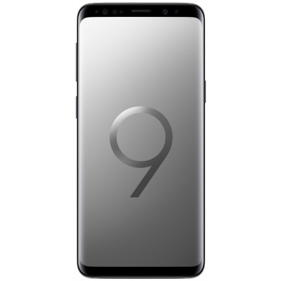 Смартфон Samsung Galaxy S9 SM-G960 DS 64GB Grey (SM-G960FZAD)